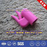 Peças plásticas coloridas barato personalizadas quentes da venda