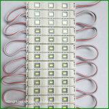 Módulo de la inyección de 2017 SMD LED para el anuncio IP65 de la iluminación de la señalización