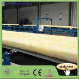 Couverture en laine de fibre de verre pour matériaux ignifuges