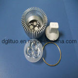 Электрическая лампочка заливки формы СИД алюминиевого сплава