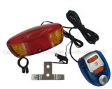 Luz de bicicleta / Frog Luz / Luz de advertência / Luz de giro / Válvula de tampão de pneu para bicicleta