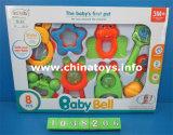 일찌기 플라스틱 베비 벨 (1038201) 배우는 교육 장난감 참신 장난감