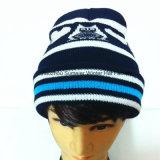Bordado de la moda de estilo Beanie Hat Winter Cap Cap bordado