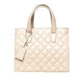 Borse Checkered del progettista del sacchetto delle donne di stile di tendenza della fabbrica all'ingrosso (LDO-160970)