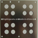 Pure au sol Molybdenum Plate Target pour Spurtting Coating