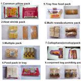 X Tipo de dobra da máquina de embalagem de biscoitos (FFX)