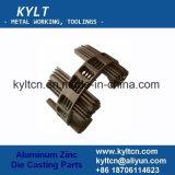 Piezas de aluminio de alta presión de la inyección para el motor/el motor