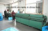 Balai en plastique de filament avec le traitement bleu en plastique