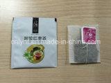 Sola empaquetadora del bolso de té del compartimiento de Cama con la fábrica externa de los años de //30 del bolso de la soldadura (modelo DXDC8IV) para la empaquetadora del bolso de té