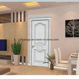 침실 나무로 되는 문 새로운 디자인