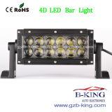 """7.8 """" 36W 4Dのクリー族LEDのライトバー"""