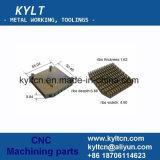 Usinage CNC en aluminium Partie de la boîte en métal, usinage de précision Cadre d'écran Comuter