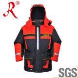 La pêche en mer d'hiver de mode veste de flottaison (QF-903A)