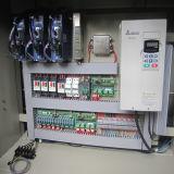 Perçage de commande numérique par ordinateur et fraiseuse pour l'aluminium et le tube carré de PVC ou le tube rond