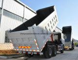 6X4 최신 판매 Shacman 화물 자동차 20 톤 덤프 20 T 팁 주는 사람 트럭