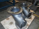 연성이 있는 철 /Cast 철 펌프 연결 덮개