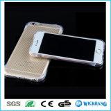 AppleのiPhone 7のための耐震性TPUの柔らかいクリアバックのケースの皮