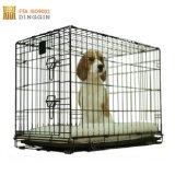 Großer Stahlrahmen für Hund