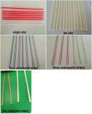 Stroh-Rohr, das Strangpresßling-Zeile bildet