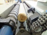 CNC는 합판을%s 선반 4개 피트 로그 베니어 껍질을 벗김 통제한다