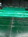 녹색 PE 방수포 트럭 덮개, 완성되는 방수포 장
