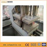Máquina de soldadura de alumínio do perfil do PVC com cabeça quatro