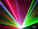 Preiswerterer farbenreicher Animation-Laser RGB 2W
