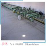 Folha ondulada do painel FRP do telhado da clarabóia da alta qualidade GRP FRP que faz a máquina