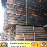 Q195 ha verniciato la sezione temprata nera della cavità del ferro verniciata olio
