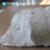 Résistant à la chaleur de l'aiguille en fibre de verre mat