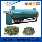 Tipo máquina de secagem do cilindro da capacidade elevada da folha do chá