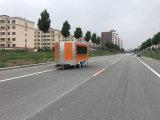 Carrello 2017 dell'alimento di acquisto dell'Outdoor Food Van Truck Mobile dell'innovazione della Cina nuovo per il gelato