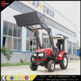 30HP 4WD China Front-End Loader Mini Tractor