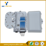 4 Sc/APCのアダプターが付いているポートFTTHの光ファイバ配電箱