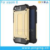 険しい影響のXiaomi Mi6 Mi 6のための堅い携帯電話の箱