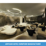 Специальный уникальный дизайн разница форму в лобби отеля диван (Си-BS32)