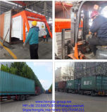 Hongda Tipo De Contenedores De Concreto Mezclador De Planta-Hzsx120