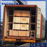 PVDF revestimiento de madera Panel Compuesto de plástico aluminio
