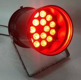 1つのLED PAR Wash Lightに付き古いStyle PAR64 18X18W RGBWA+UV 6つ