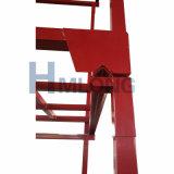 Lager-Hochleistungsspeicher-stapelndes Racking-Stahlsystem