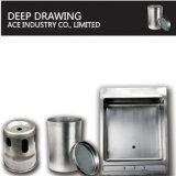 Fundição de Alumínio OEM Chuveiro Puxadores de portas