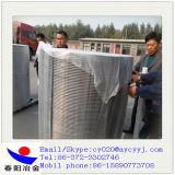 Alliage creusé par alliage de calcium-métal de silicium de fil de Sica d'Anyang