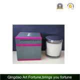 Candela Votive di vetro riempita cera per la decorazione di giorno della madre di cerimonia nuziale