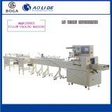 Полноавтоматическая машина конфеты подушки машины упаковки Ald-250b конфеты роторная