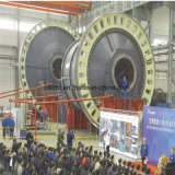 Hohe Leistungsfähigkeits-reibende Kugel-Tausendstel-Maschine für Bergbau-Erz