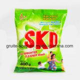 Produtor detergente do pó de lavagem em China