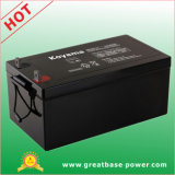 CE Approved Storage Solar Energy Battery AGM Battery 250ah 12V
