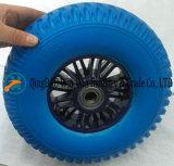 Roda de espuma de PU sólido para carrinhos de ferramenta roda (3.50-5)