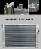 Radiador de aluminio para automóvil