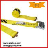 """amarelo de 2 de """" X12 da cinta 2 da catraca dos encaixes da trilha F """""""